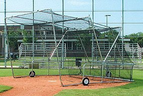 D1 Foldable Batting Turtle Cage