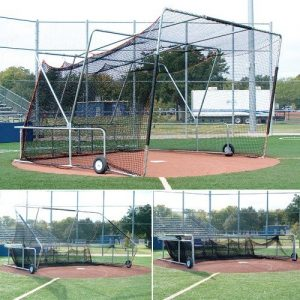 D1 Foldable Batting Cage