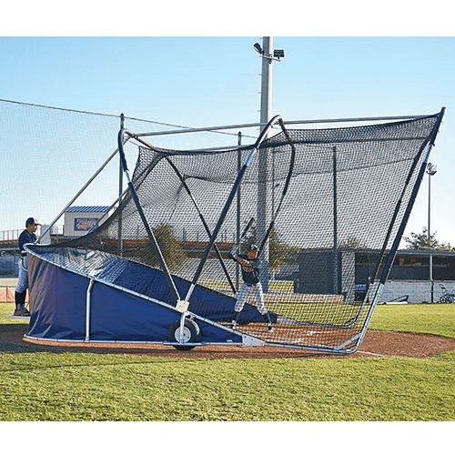 Baseball Turtles and Portable Batting Cages