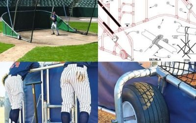 Batting Cage Parts & Accessories
