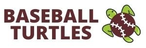 Baseball Turtles Logo Lg