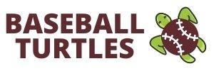 Baseball Turtles Logo Lg
