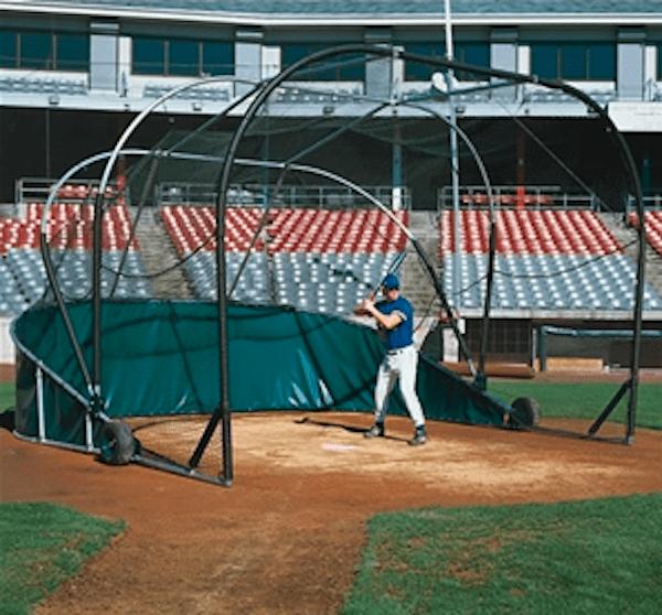 Big Bubba Portable Batting Cage Turtle