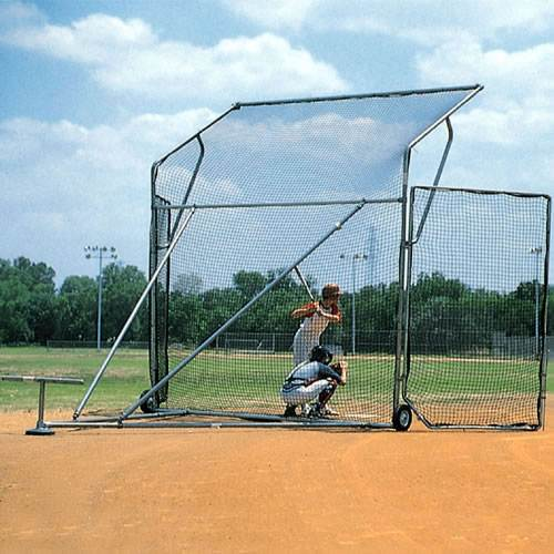 Portable Backstop